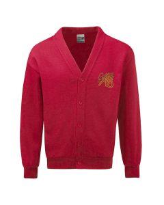 Acomb Primary School Embroidered Cardigan
