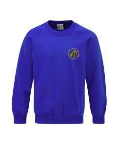Bardsey Embroidered Sweatshirt