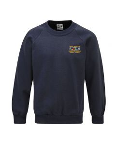 Bishop Monkton CE Primary School Embroidered Sweatshirt