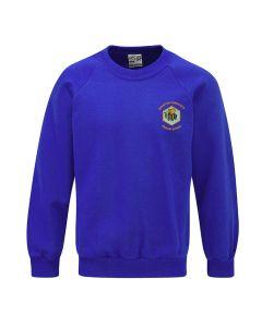 Brompton Community Primary School Embroidered Sweatshirt