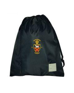 Burneston C.E. School Embroidered PE Bag