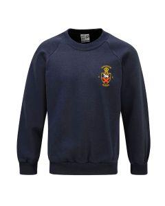 Burneston C.E. School Embroidered Sweatshirt