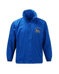 Darrington Embroidered Showerproof Fleece Jacket