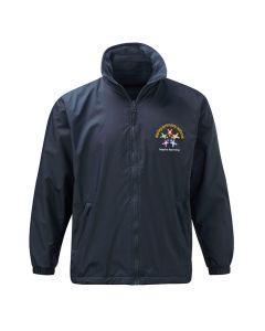 Darley Primary School Showerproof Fleece Jacket