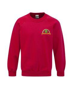Deighton Gates embroidered sweatshirt