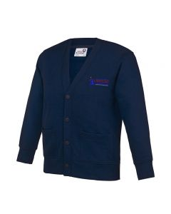 Denaby Main Primary Academy Embroidered Cardigan