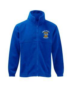 Dimplewell Infant School Embroidered Fleece Jacket