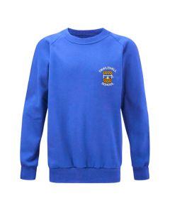 Dimplewell Infant School Embroidered Sweatshirt