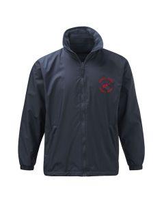 Dishforth Airfield School Embroidered Showerproof Fleece Jacket