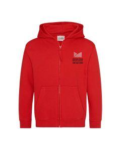 Grimes Dyke Primary School Zipped Hoodie