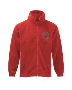 Hambleton C E Primary School fleece jacket