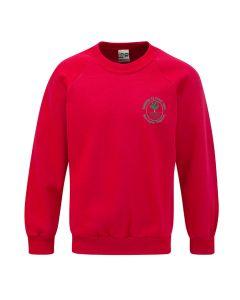 Hambleton C E Primary School Embroidered Sweatshirt