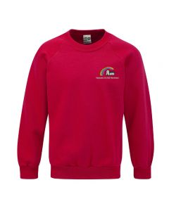 Highburton embroidered sweatshirt