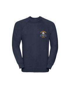 Hoylandswaine Primary School Embroidered Sweatshirt
