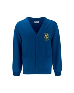 Kirby Hill C.E. School Embroidered Cardigan