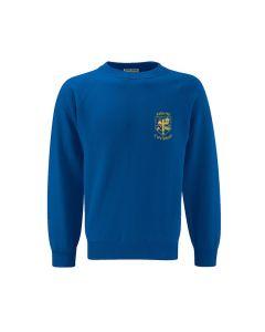 Kirby Hill C.E. School Embroidered Sweatshirt