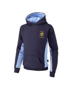 Kirby Hill C.E. School Embroidered Sports Hooded Top