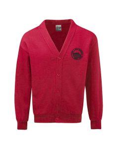 Kirkby & Great Broughton School Fleece Cardigan