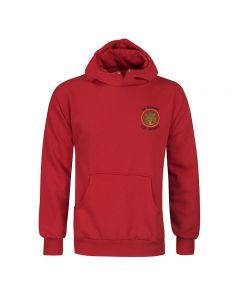 Le Cateau School Embroidered PE Hooded Top