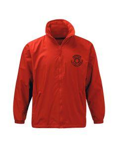Marwood C E Infant School Embroidered Showerproof Fleece Jacket