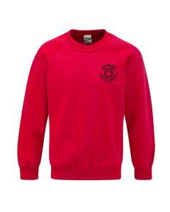 Marwood C E Infant School Embroidered Sweatshirt