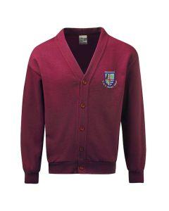 Meanwood C E Primary School Fleece Cardigan