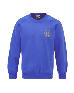 The Mount Junior and Infant School Embroidered Sweatshirt