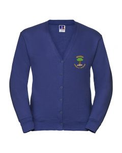 Mowden Embroidered Cardigan