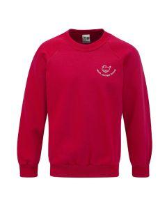 North Duffield C P School Embroidered APC Sweatshirt