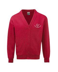 North Duffield C P School Embroidered APC Fleece Cardigan