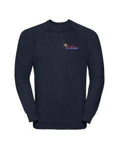 Oatlands Pre-School Embroidered Sweatshirt