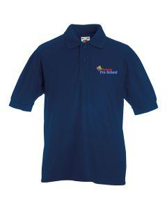 Oatlands Pre-School Embroidered Polo Shirt
