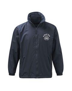 Rufford Park embroidered shower proof fleece jacket