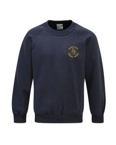 Saxton C E Primary School Embroidered Sweatshirt