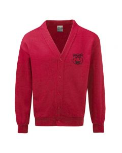 Sheriff Hutton Primary School Embroidered Cardigan