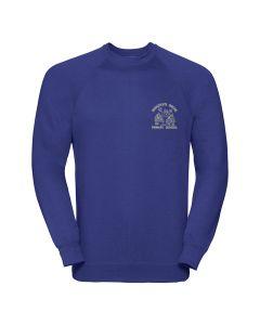 Shooter's Grove Primary School Embroidered Sweatshirt