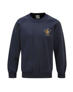 Skelton Newby Hall Embroidered Sweatshirt