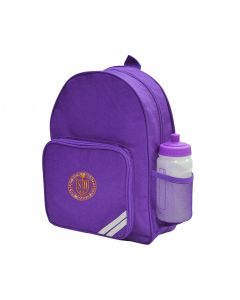 Soaring High Montessori School Embroidered Back Pack