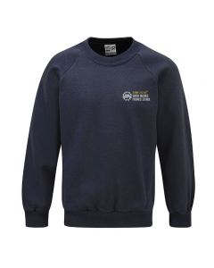 South Milford Embroidered Sweatshirt