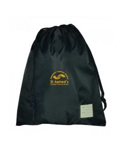 St Aelreds R C Primary School Embroidered PE Bag