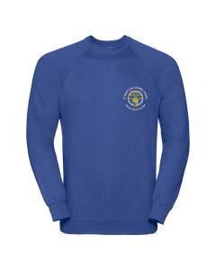 St Mary's Rc Primary School Embroidered Sweatshirt