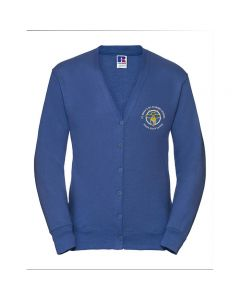 St Mary's Rc Primary School Embroidered Cardigan