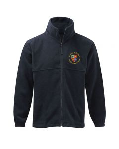 St Marys & St Peters Primary School Embroidered Fleece Jacket