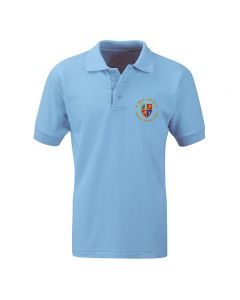 St Marys & St Peters Primary School Embroidered Polo Shirt