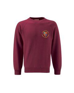 St Marys & St Peters Primary School Embroidered Sweatshirt