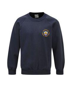 Summerbridge C P School Embroidered Sweatshirt
