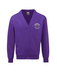 Tadcaster Primary Academy Fleece Cardigan