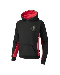 Wetherby High School Panelled Hooded Top