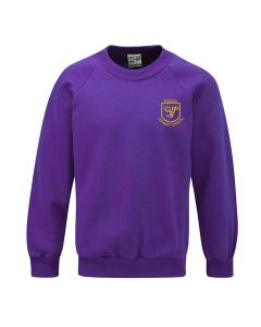 Wibsey Primary School Embroidered Crew Top